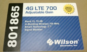 Wilson 801865 4G LTE 700 Amplifier